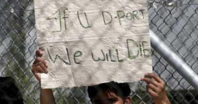 If you deport us we will die